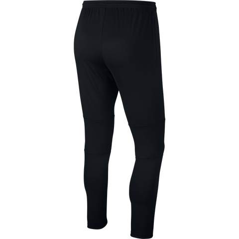 Lutterworth Town F.C. - Nike park Knit Pant, Black, Adults. - Fanatics Supplies