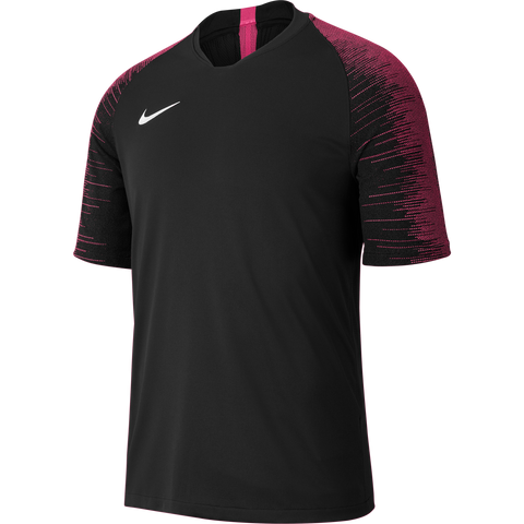PSA - Nike strike training jersey, Black/Vivid Pink. - Fanatics Supplies