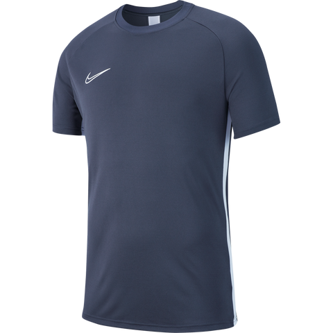 Lutterworth Town F.C. - Nike Academy 19 training top, Anthracite, Adults. - Fanatics Supplies