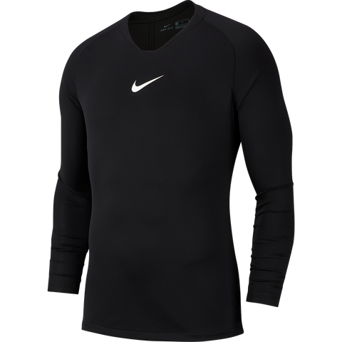 Sporting Markfield - Nike Park first layer, Black, Adults.