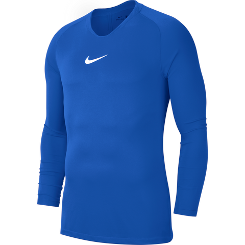 Sporting Markfield - Nike Park first layer, Royal Blue, Youth.