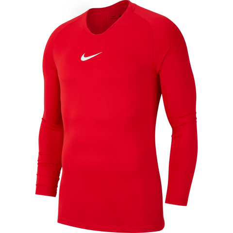 Sporting Markfield - Nike Park first layer, Red, Adults.