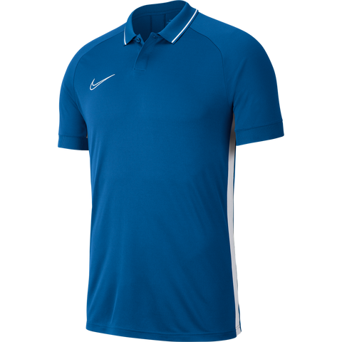 Notts FA Coaches Club - Nike Academy 19 Classic Polo. - Fanatics Supplies