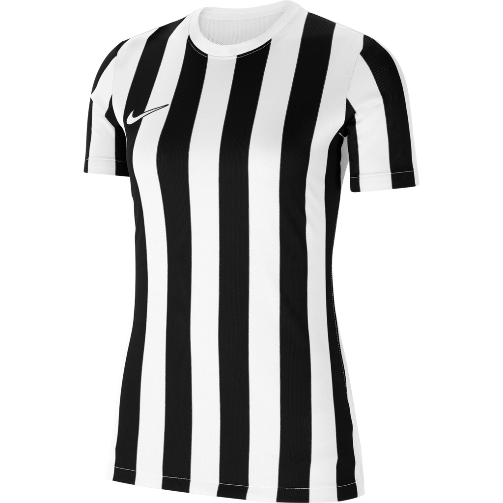 Women's Striped Division IV Jersey S/S 2021