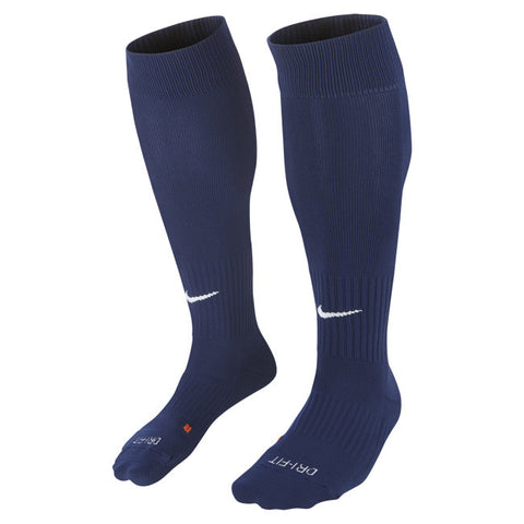 Groby Juniors FC  - Nike Classic II Sock, Navy. - Fanatics Supplies