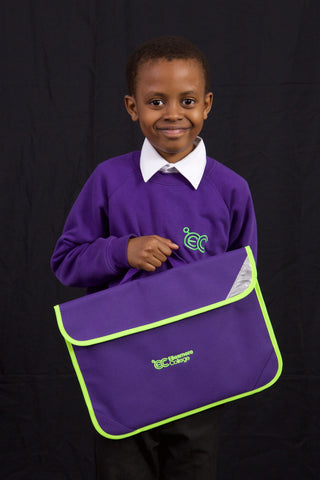 Ellesmere Book Bag (QD452) Primary Only - Fanatics Supplies