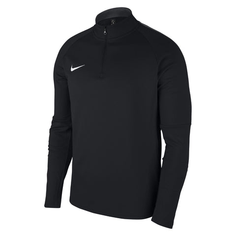 Corby Town F.C. Nike Academy 18 Drill top  - Adults, Black. (893624/010) - Fanatics Supplies