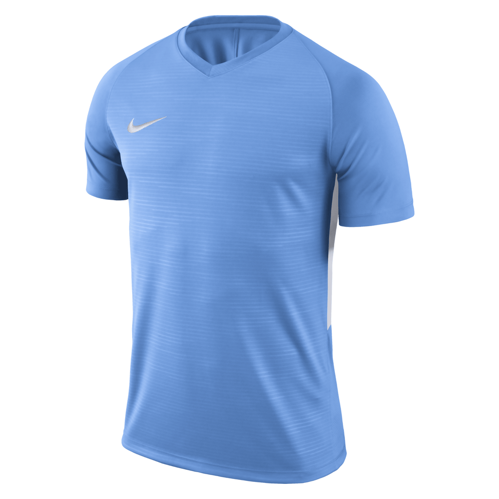 Corby Town F.C. Nike Tiempo Away shirt - Adults, University Blue. (894230/412) - Fanatics Supplies