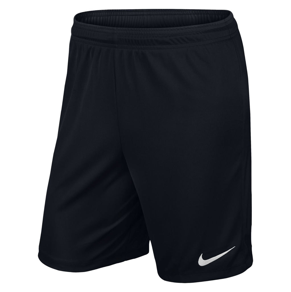 Corby Town F.C. Nike Park shorts, Youth, Black. - Fanatics Supplies