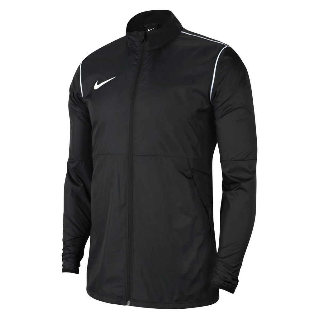 Steve Stavrou Football - Nike Park 20 Players rain Jacket, Black.