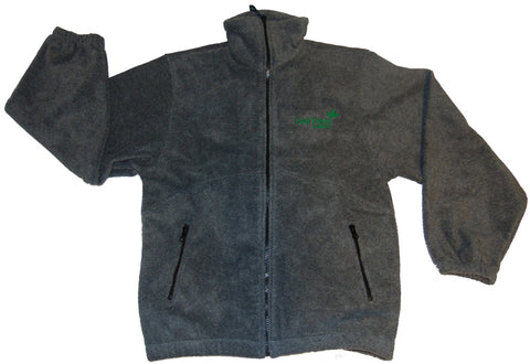 Ash Field - Zip Fleece ( Russel 870m)