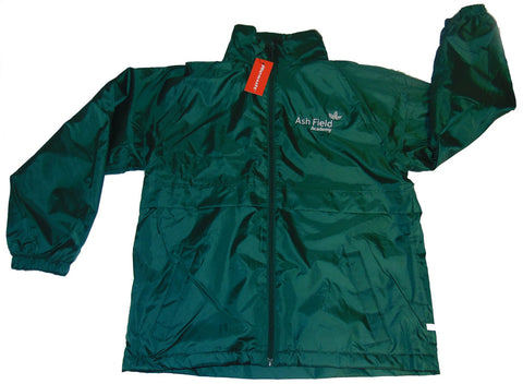 Ash field - Shower proof Jacket - Fanatics Supplies