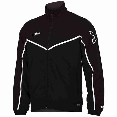 Fleckney athletic FC -  Mitre Primero woven track jacket - Fanatics Supplies