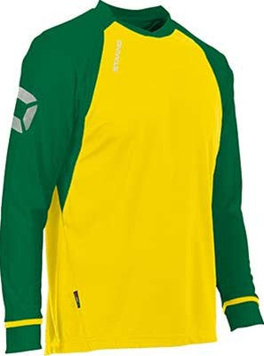 Fleckney AFC long sleeve Liga game shirt - Fanatics Supplies