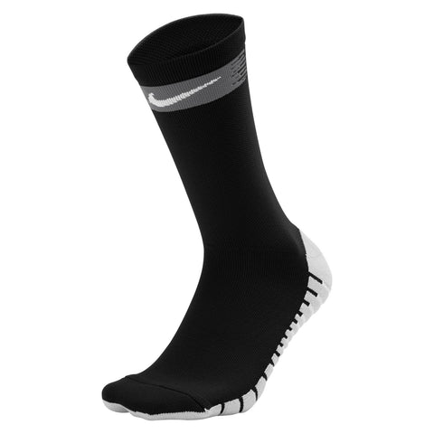 Lutterworth Town F.C. - Coaches crew Sock, Black. - Fanatics Supplies