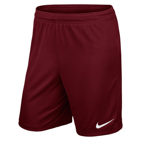 Nike Park II Knit Shorts, Mens. - Fanatics Supplies