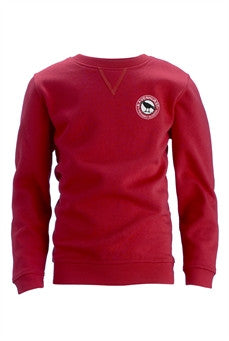 Ravenhurst crew neck jumper (r w J) - Fanatics Supplies