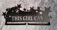 THIS GIRL CAN, STAR BAR HANGER