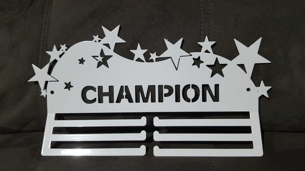 Champion hanger, TRIPLE bar style