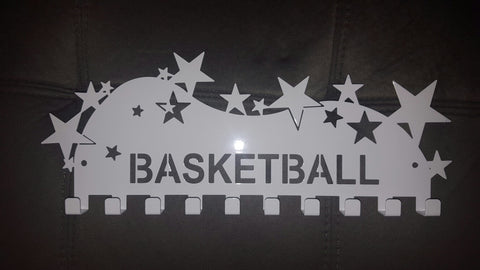 Basketball Hanger, Hook Style