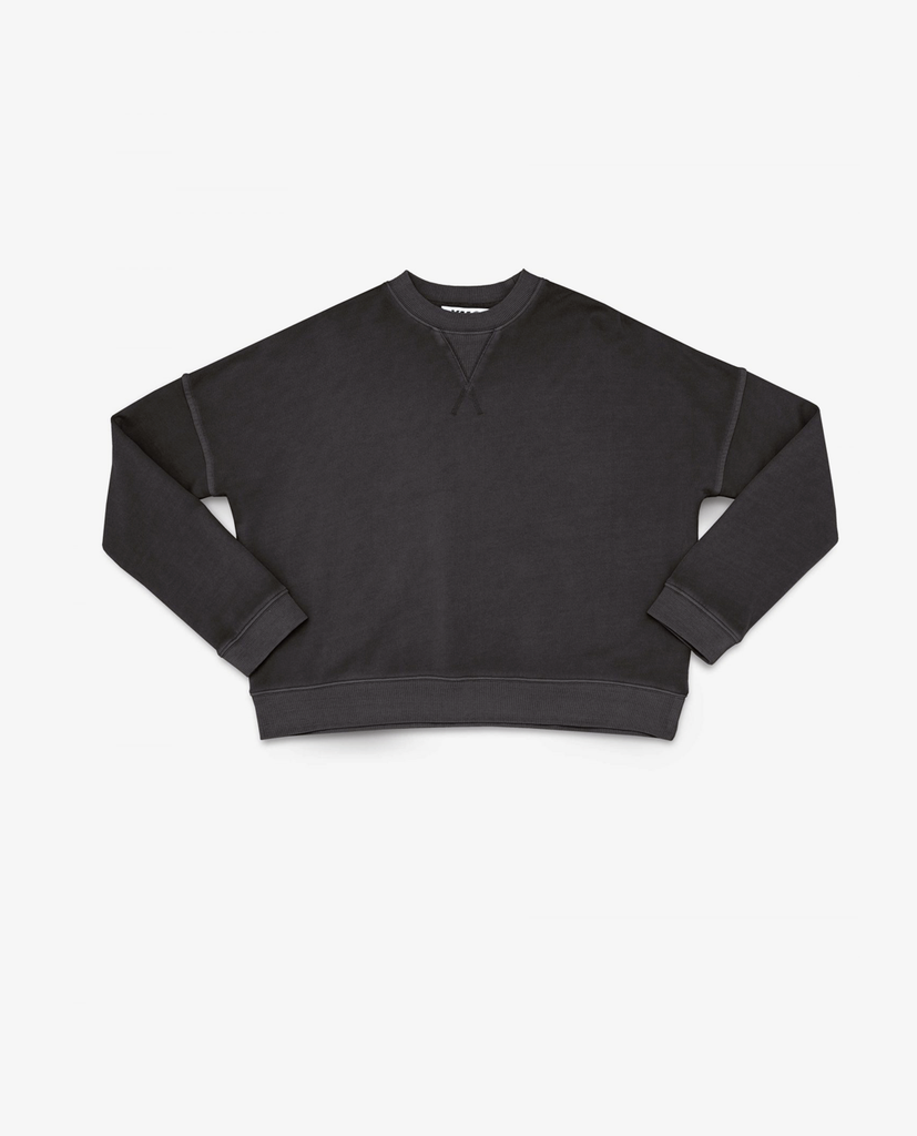 YMC – Almost Grown Sweat – Black