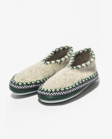 Common Wanderer – Hut Slipper – Grey