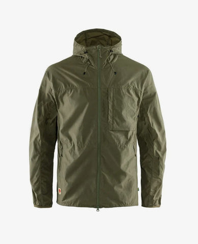 Fjällräven – High Coast Wind Jacket – Green