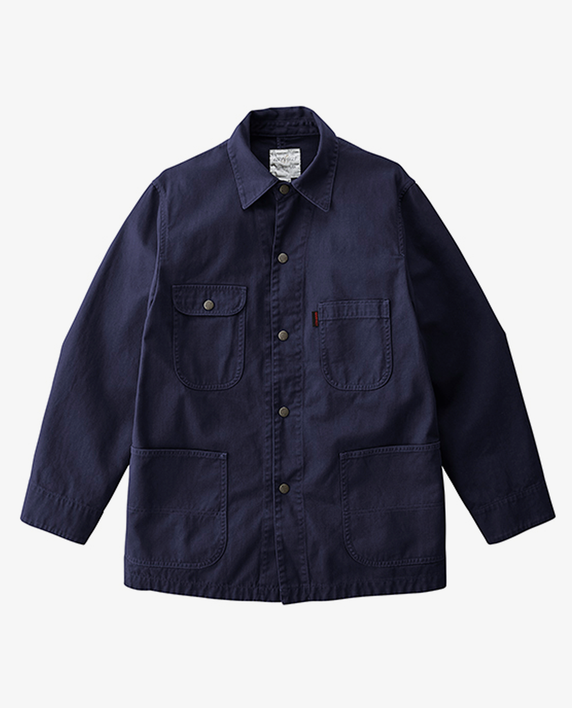 Gramicci - Coverall Jacket - Navy Twill