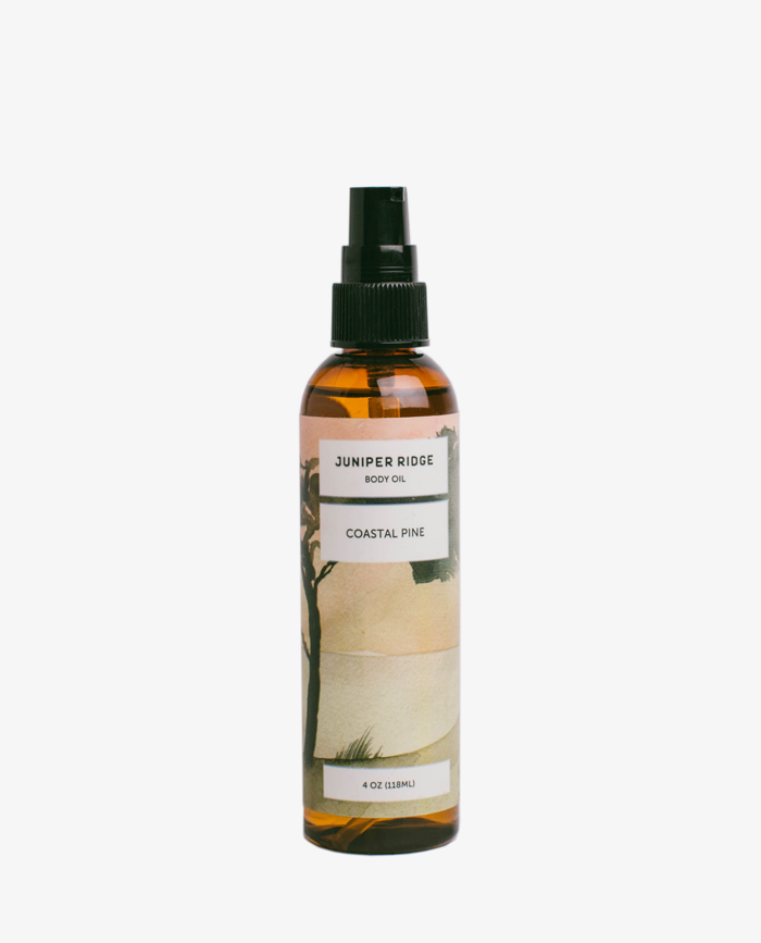 Juniper Ridge – Body Oil – Coastal Pine