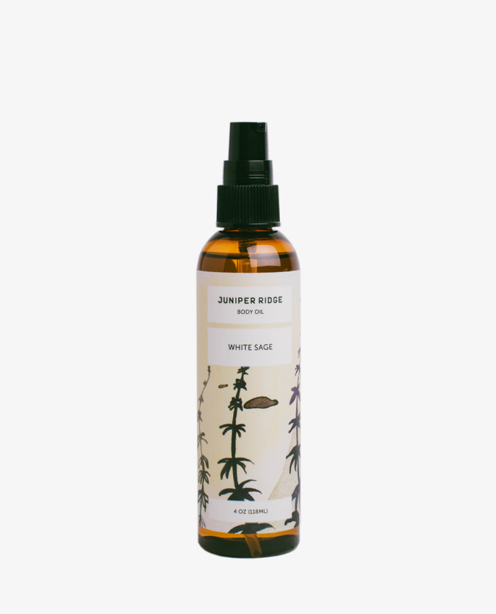 Juniper Ridge – Body Oil – White Sage
