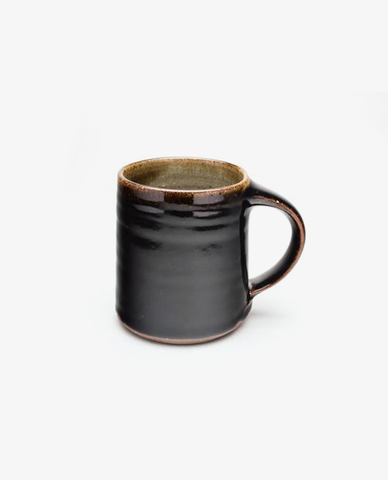 Leach Pottery – Large Mug – Dark