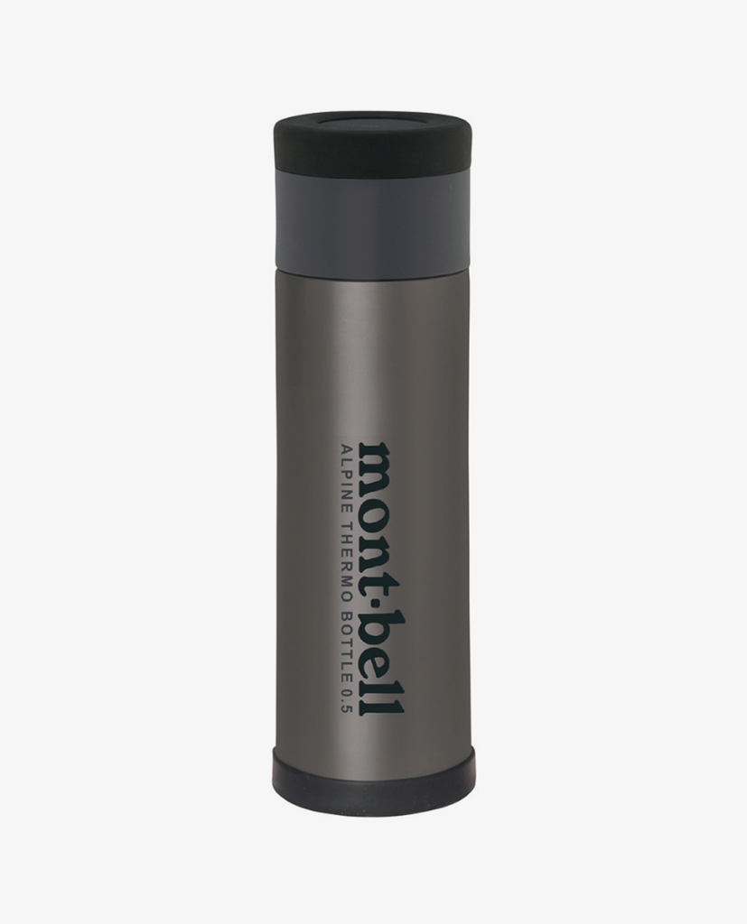 Montbell – Alpine Thermo Bottle – Gunmetal