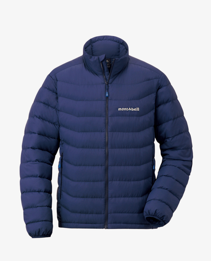 Montbell – Highland Down Jacket – Indigo