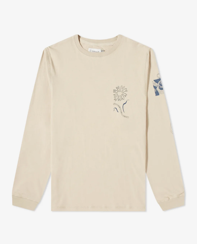 Satta – Togetherness Longsleeve – Stone