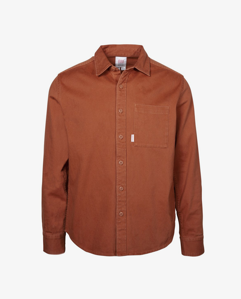 Topo Designs – Dirt Shirt – Clay