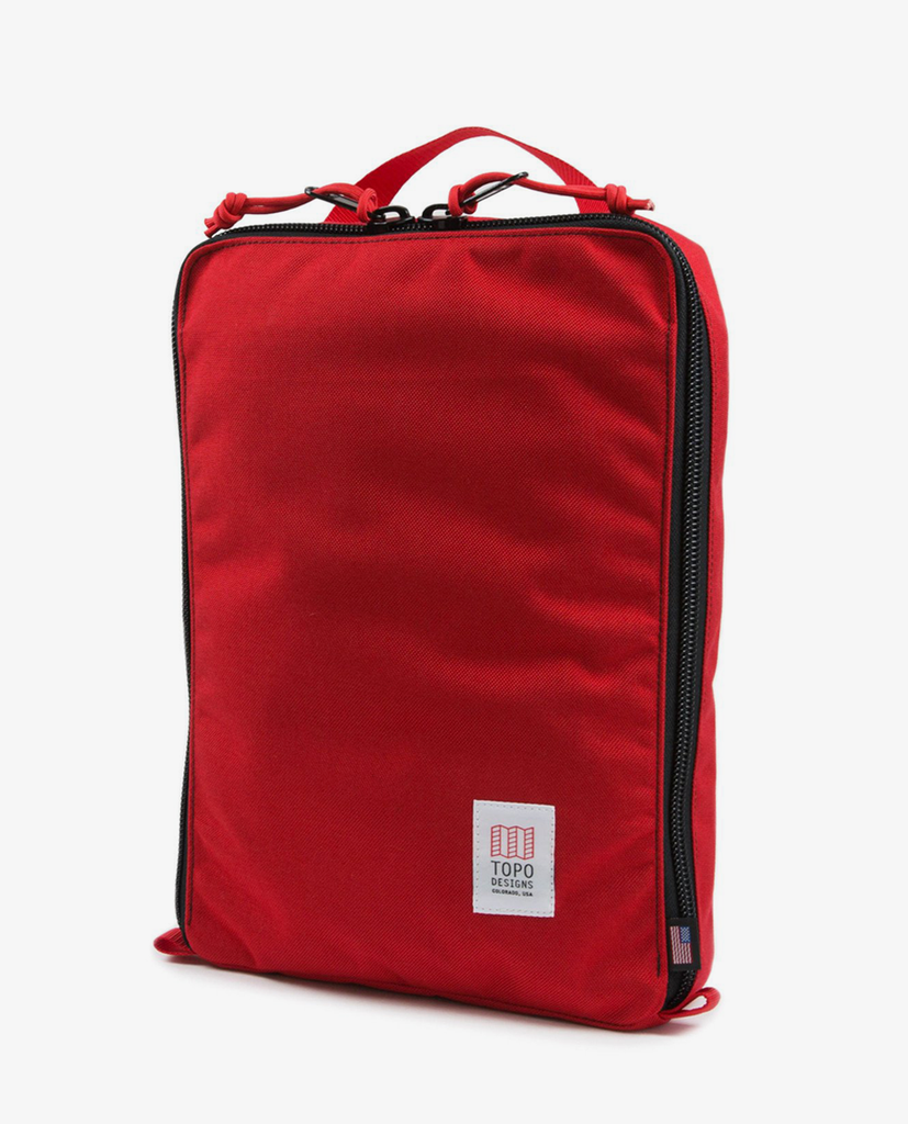 Topo Designs – Packbag – Red