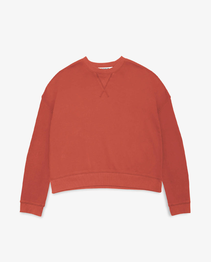 YMC - Almost Grown Sweat - Red