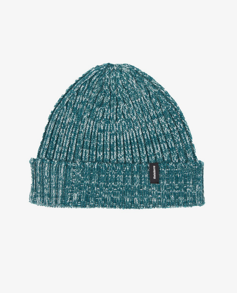 Finisterre – Fisherman Beanie – Turquoise