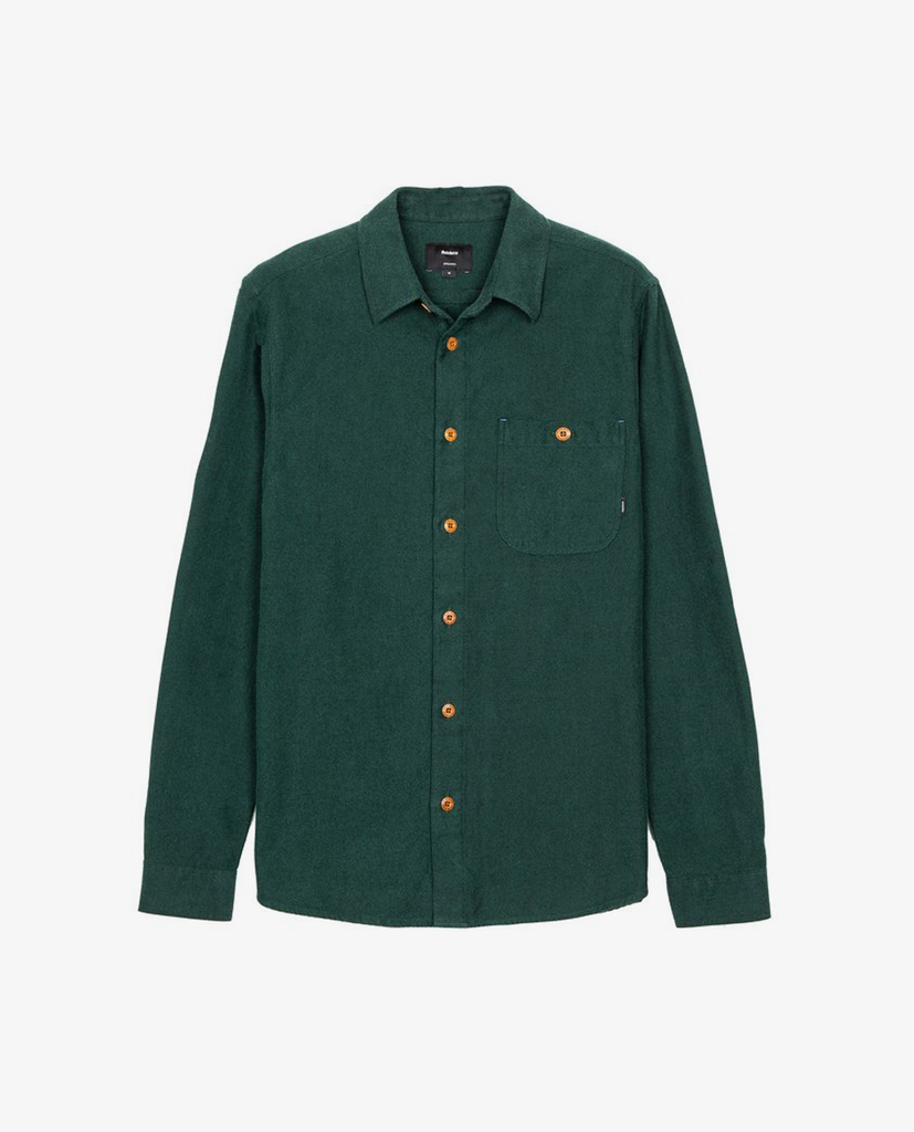 Finisterre – Gylly Shirt – Pine
