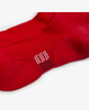 Topo Designs – Town Sock – Red