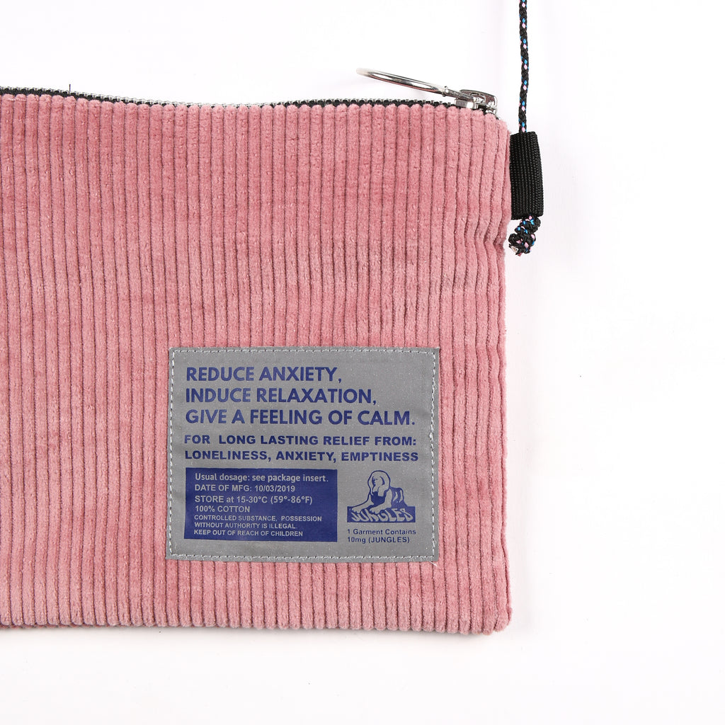PINK BLUSH DRUG BAG