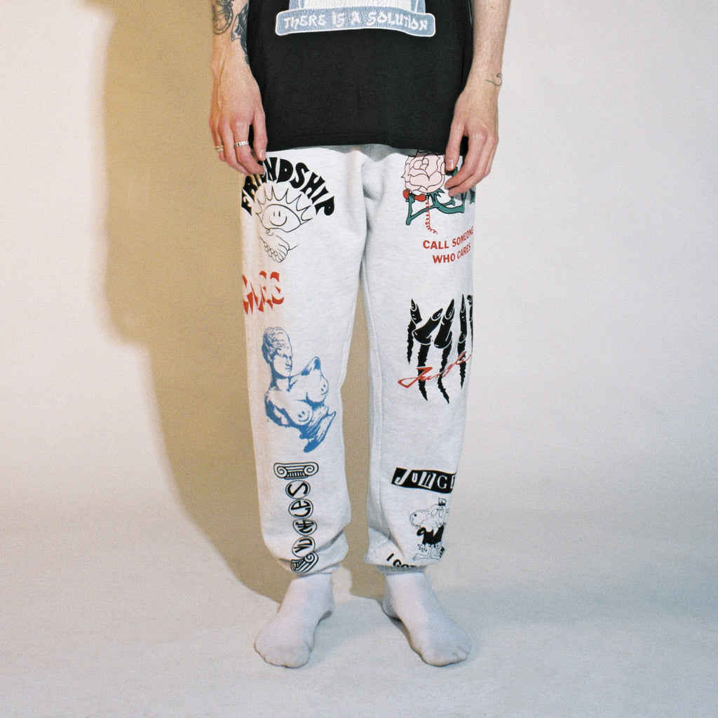 Friendship Track Pants