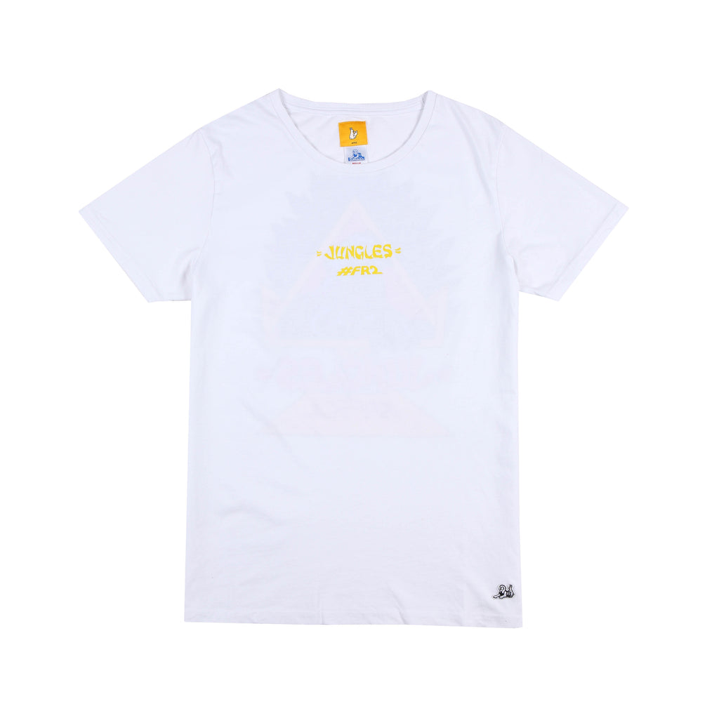 Jungles/Fxxking Rabbits 80's sphinx SS tee white