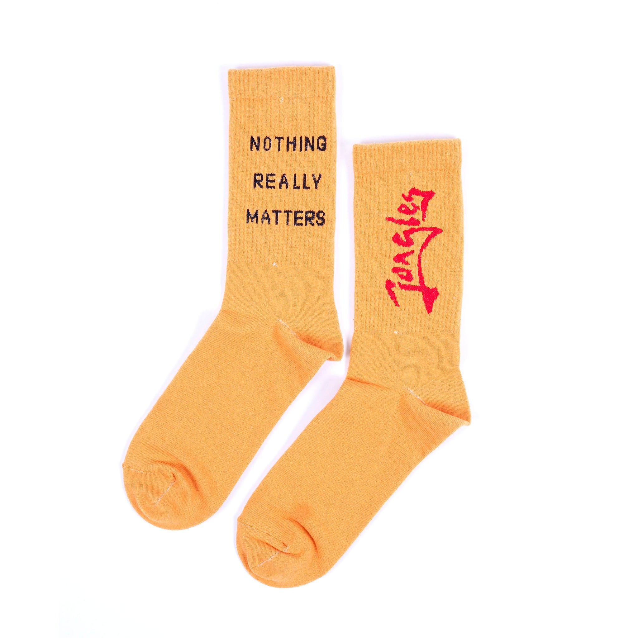 Nothing Really Matters socks