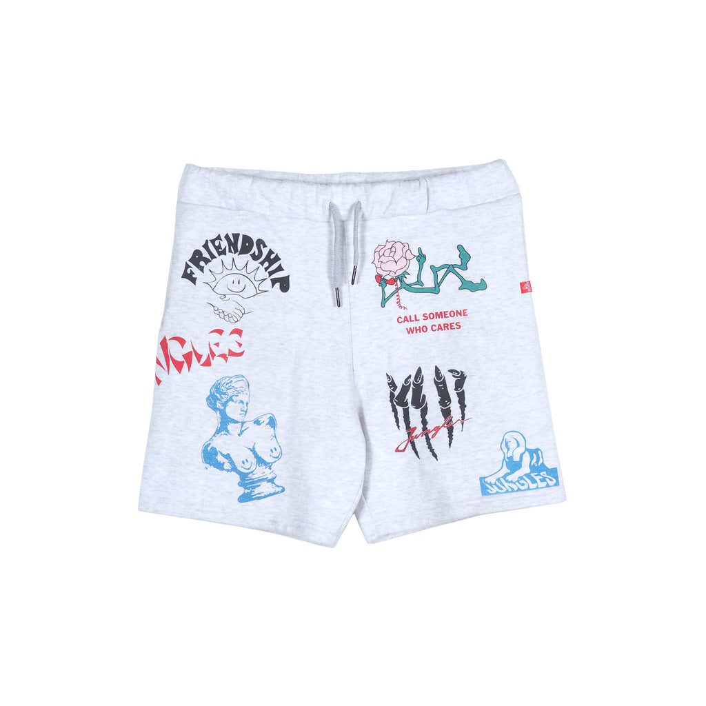 Friendship Track Shorts