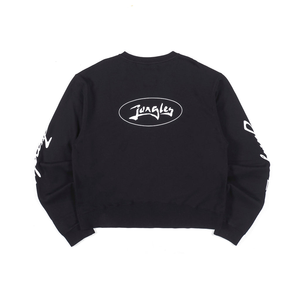 Triple Logo sweater