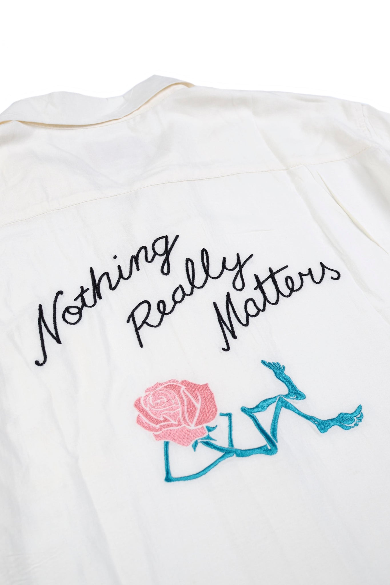 Nothing Really Matters button up shirt