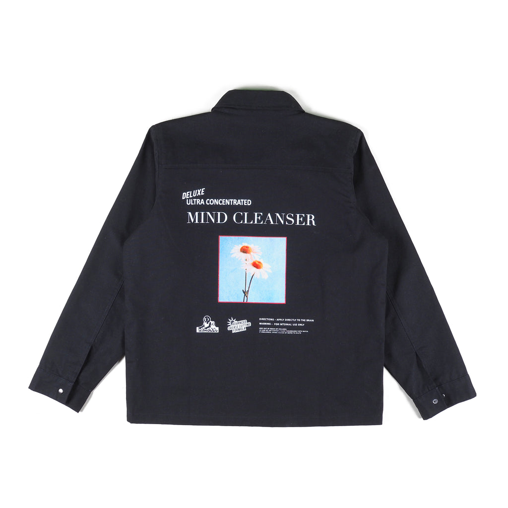 Mind Cleanser jacket