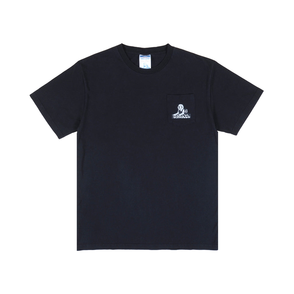 Sphinx Logo pocket tee black