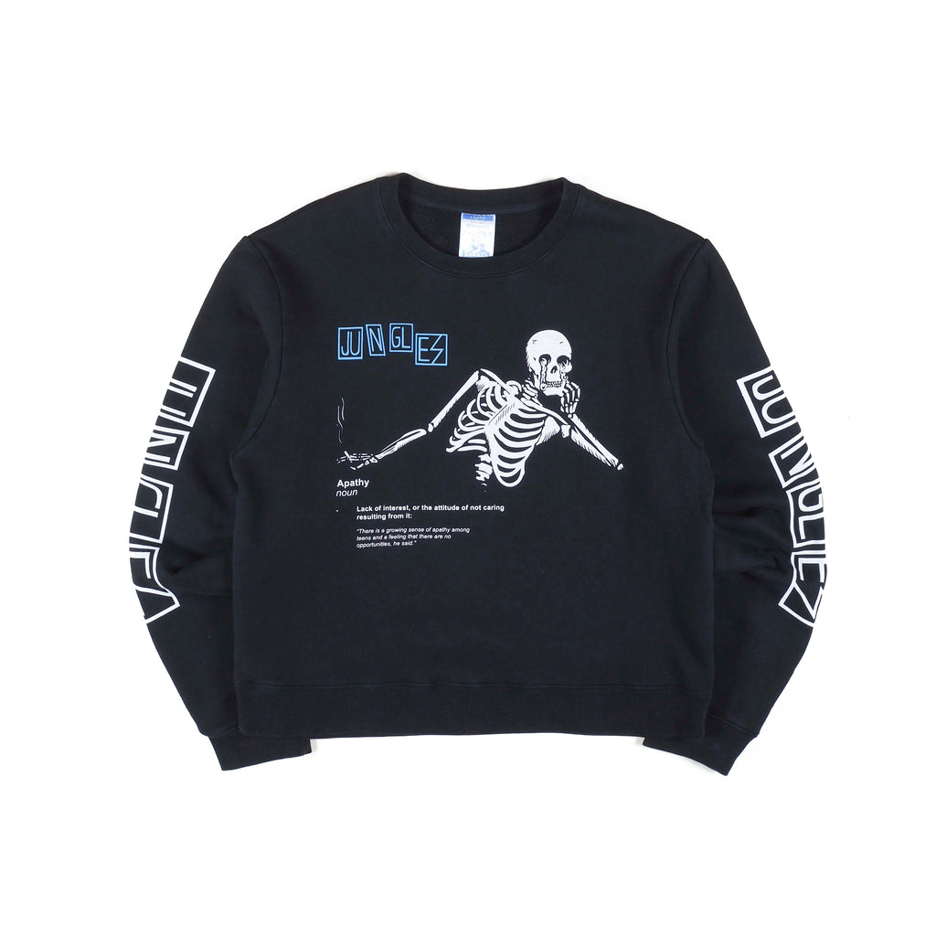 Apathy sweater